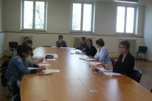 Salle de réunion ESN